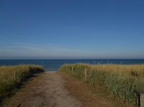 Strand von Zingst