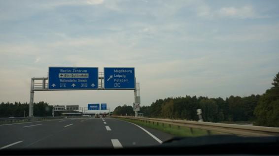 in 200m bitte rechts abbiegen