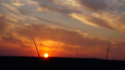 kurz vor dem horizont