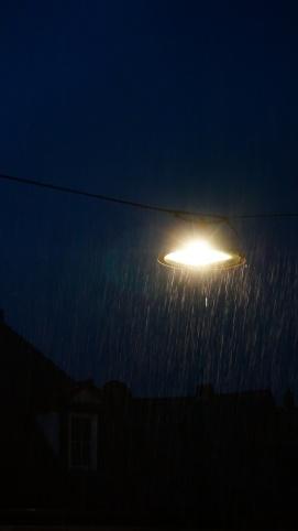 regenfäden