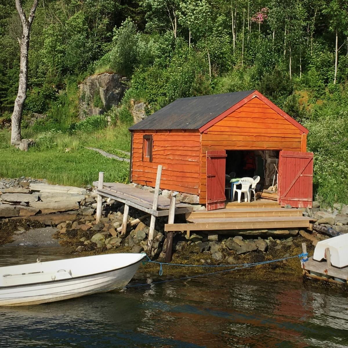 3 Zimmer, Küche, Fjord