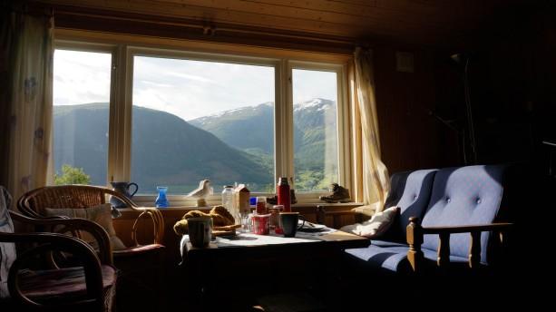frühstück zum fjord