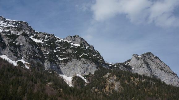 weglose berge